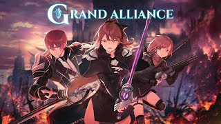 Grand Alliance Android Gameplay  1080p/60fps