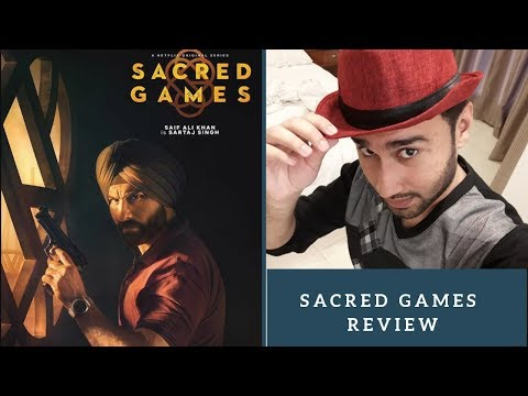 Sacred games - Review