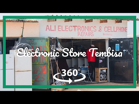 Electronic store Tembisa — Johannesburg | 360º VR | Pointers Travel