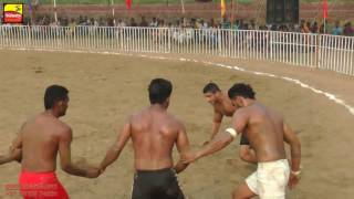 ਫਰਵਾਲਾ (ਜਲੰਧਰ ) FARWALA | KABADDI TOURNAMENT - 2016 | 4th QUARTER FINAL | Full HD | Part 9th