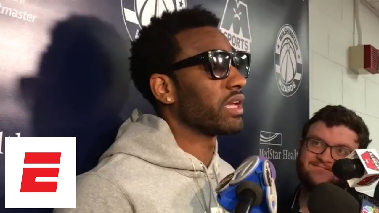 John Wall: Drake told me the Raptors were going to sweep us | ESPN