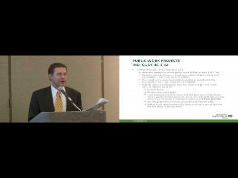 Public Construction and Procurement