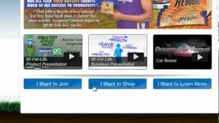 Youngevity Preferred Customer Signup