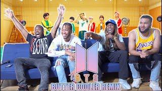 BTS (방탄소년단) 'Butter (Cooler Remix)' Official MV Reaction/Review