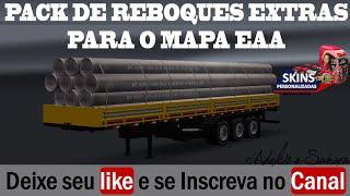 PACK DE REBOQUES PARA EAA EDITANDO NAO BAIXEM AINDA