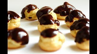 Mini Eclairs | EASY TO LEARN | QUICK RECIPES
