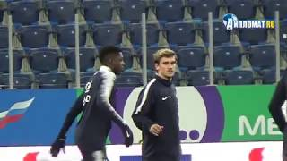 Antoine Griezmann - man of the Match 2018 FIFA World Cup Final