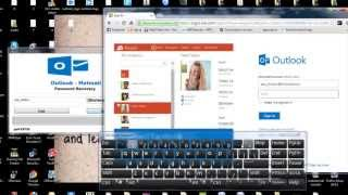 Outlook password recovery [ Mediafire ] - 2013