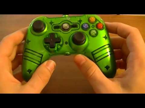Power A Mini Pro EX Xbox 360 Controller Review - YouTube