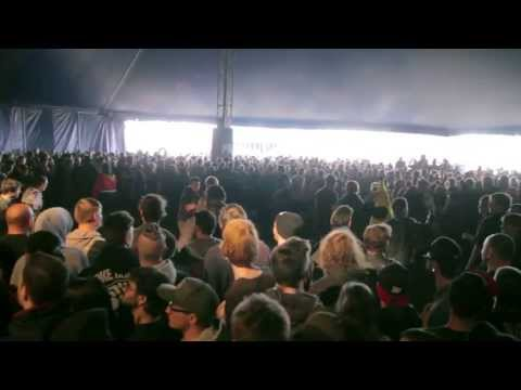 Pure Love - Scared To Death (HUGE Circle Pit) live at Groezrock 2013 (28/04/2013)