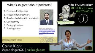 The Sounds of Science: Podcasting for Conservation