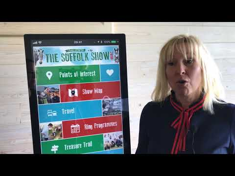 Suffolk Show launches first ever dedicated app