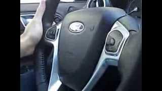2 - Interior New Fiesta Sedan 2014 - Titanium Powershift
