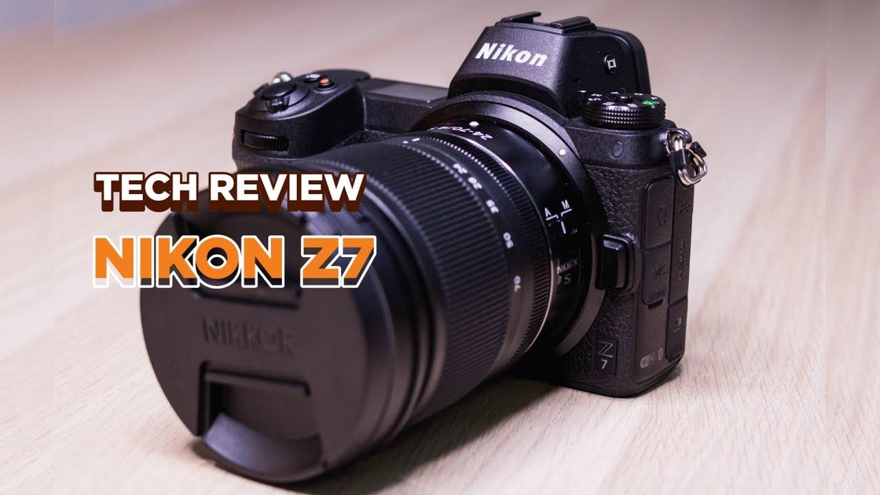 Nikon Z7, mirroless full frame untuk professional saja? (RM15,688+)
