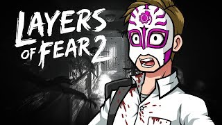TOO SCARED TO MOVE! Layers of Fear 2