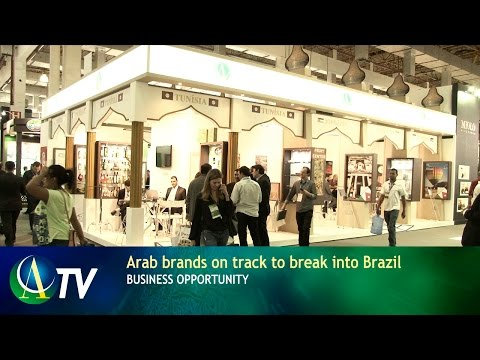 Arab brands on track to break into Brazil