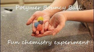 Homemade Bouncy Ball