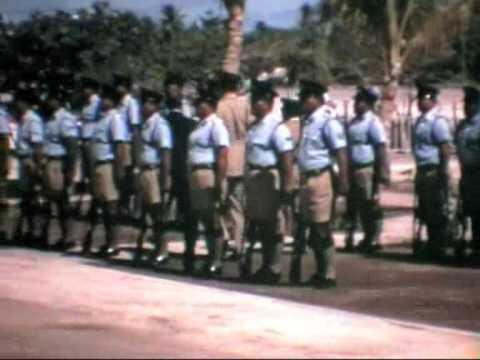 Nauru 1973 Visit of Japanese Consul