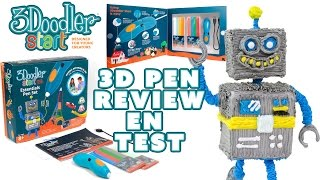 3D pen 3Doodler Start review en test - We proberen een 3D pen!