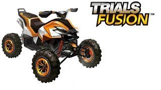 Trials Fusion - ATV gameplay