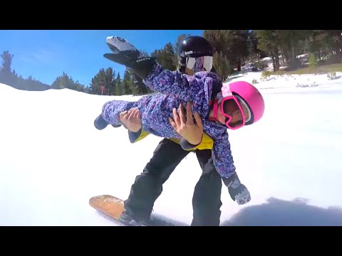 CRAZY SNOWBOARDING TRICKS!! - video dailymotion