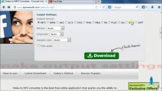 Site like Flv2Mp3 -- Best Way to Extract Audio from Video