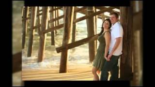 Andrew & Bobbi John engagement session Balboa Newport Beach by Jennifer Gilmore
