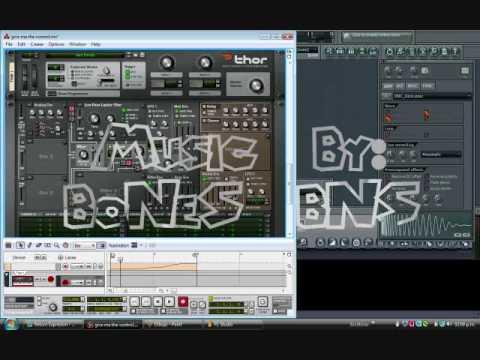bones bns demo ReCycle LooP