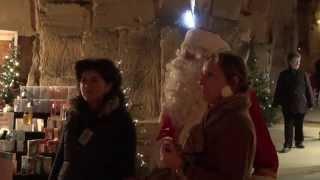 Weihnachtsmarkt in Valkenburg (Fluweelengrot und Gemeentegrot)