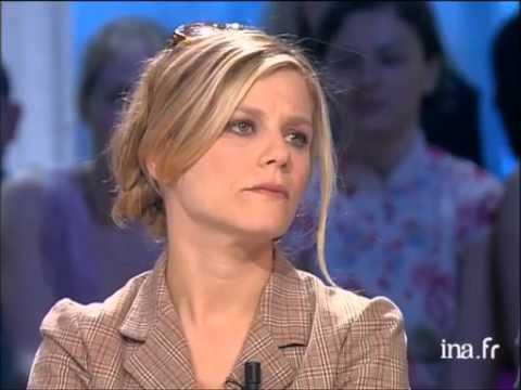 Marina Foïs et Clément Sibony - Archive INA