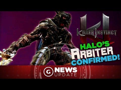 Halo's Arbiter Joins Killer Instinct Roster - GS News Update