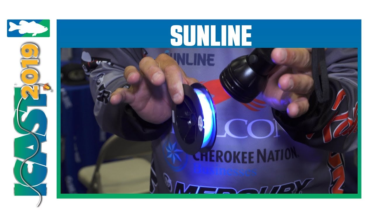 Sunline Night FC Fluorocarbon Line with Jason Christie | iCast 2019