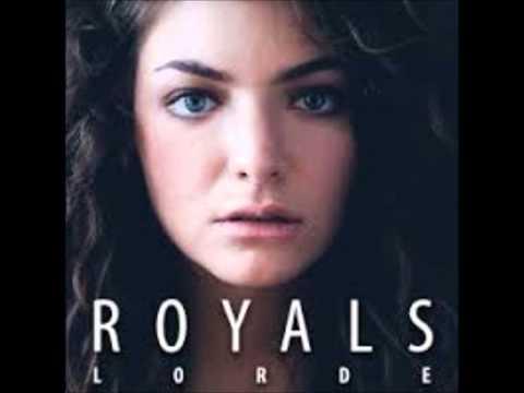 Lorde-Royals (clean BassBoost)