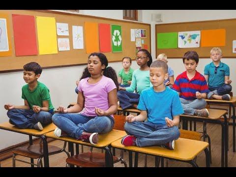 Education : favoriser la méditation au lieu de la punition