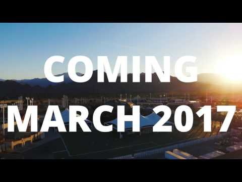2017 Indian Wells Tennis Garden Renovation Teaser