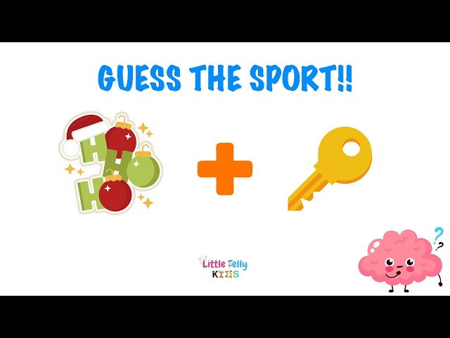 Can you Guess the Sport ?? 🧠  Brain Game || Tricky Riddles that will test your brain || Riddles
