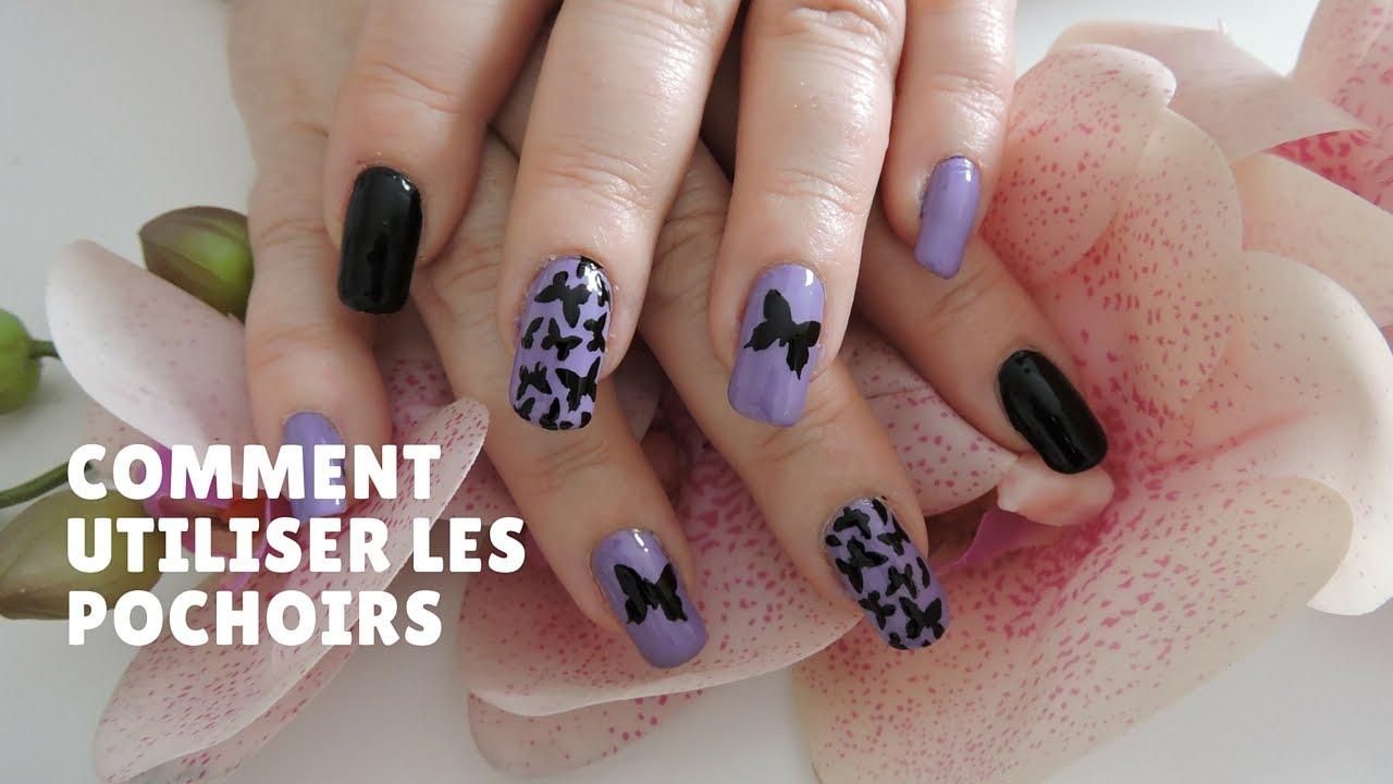 Comment appliquer nail art