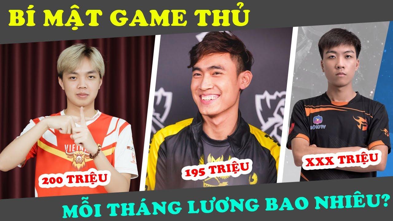 Bật Mí 8 Game Thủ Có Thu Nhập Khủng Nhất Việt Nam Khiến giới Trẻ Mơ Ước