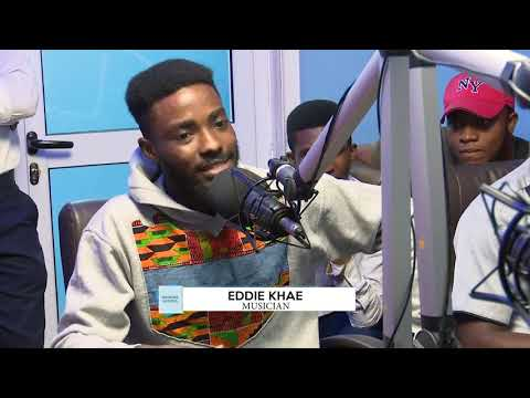"Exclusive! KNUST Made me Known - Eddie Khae Talks About ""Do The Dance Song"" Mp3"