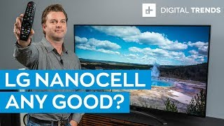 LG SM9000 Unboxing And Basic Setup | A 4K LED TV at the Right Price