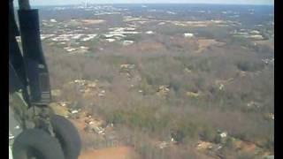 Aterrizaje Charlotte