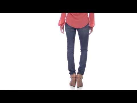 MiH Jeans Boston High-Rise Slim Leg in NepSKU:#8058662