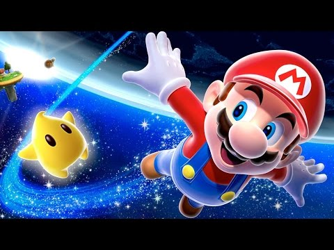 Remembering Our Excitement for Super Mario Galaxy  History of Awesome