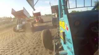 Nodak Speedway onboard with Thomas Kennedy