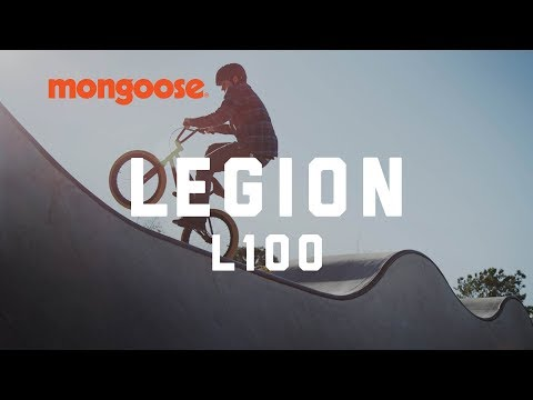 2018 Mongoose Legion L100 BMX