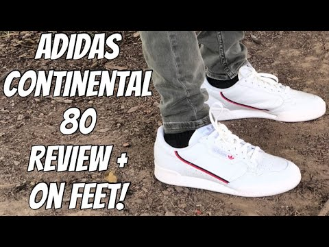"""Adidas Continental 80 """"Off White"""