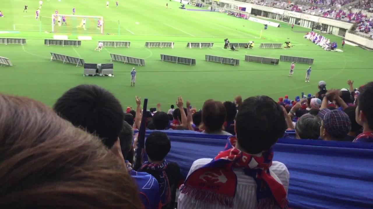 FC東京 チャント マリノス戦 バ...