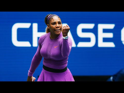 Serena Williams | US Open 2019 | Top 5 Points