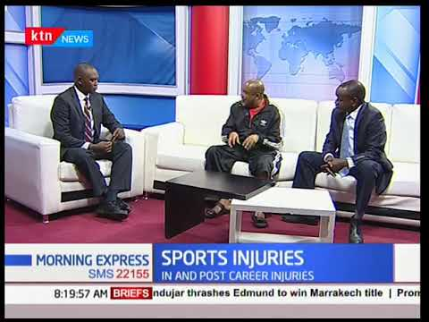 In and post sport's career injuries-Sports Chat