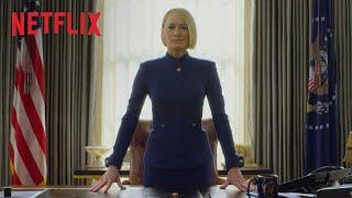 《紙牌屋》 - 最終季 - Netflix [HD]